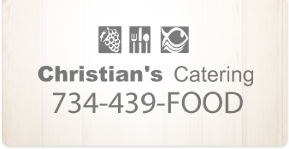 Christian's Catering